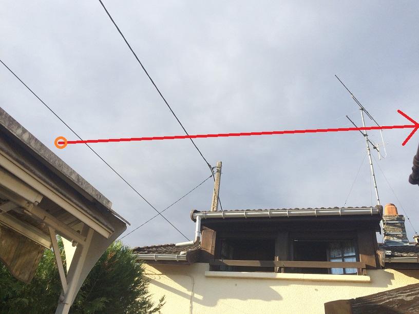 2015: le 14/08 à 22h15 - Lumière étrange dans le ciel  -  Ovnis à Bayel - Aube (dép.10) Objet01